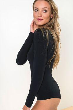 Body Black Tinsel