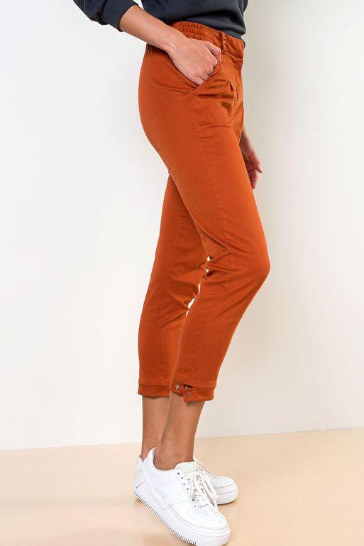 Kalhoty Chinos Orange