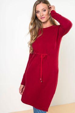 Šaty Tiedup Red