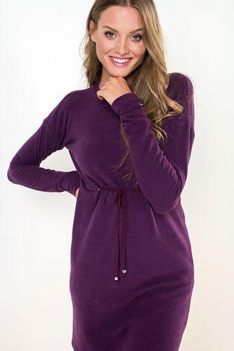 Šaty Tiedup Purple